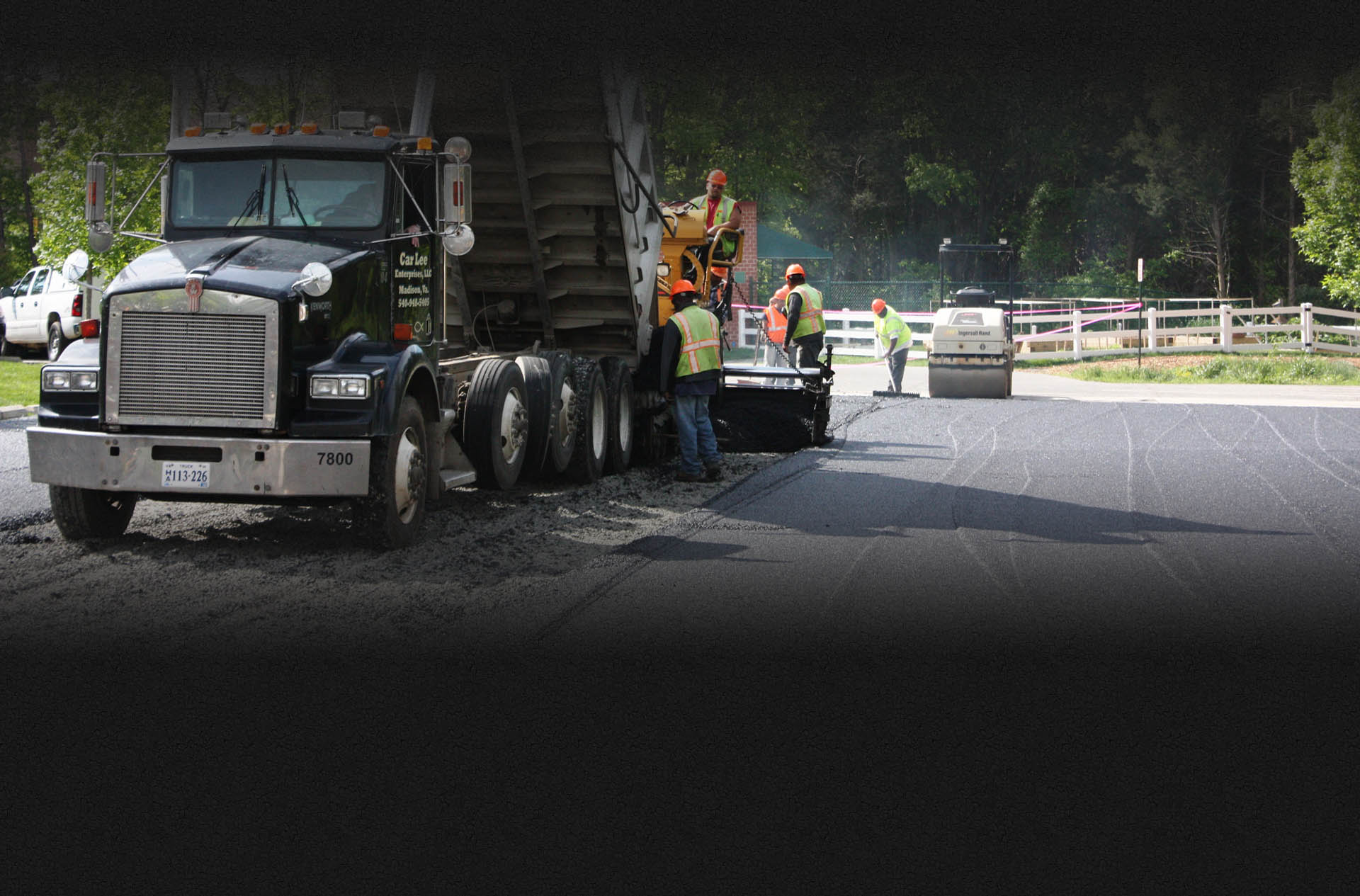 PA,NJ,DE - Paving,Sealcoating,Linestriping,Concrete